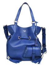 Sac Seau M Premier Flirt Lancel Bleu premier flirt A10110