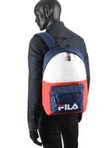 Backpack Maxi Logo Fila 600d 685118-vue-porte