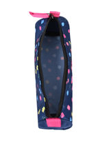 Trousse 1 Compartiment Little marcel Blue school 330520-vue-porte