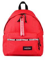 Backpack Padded Zipper Eastpak EA5B74