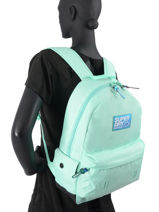 Sac A Dos 1 Compartiment Superdry backpack woomen W9110052-vue-porte