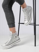 Sneakers chuck taylor lift hi-CONVERSE-vue-porte