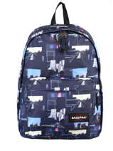 Backpack Out Of Office + 15'' Pc Eastpak Blue authentic K767