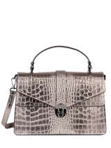 Sac à Main Croco Cuir Milano croco CR19061N