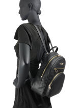 New Vibe Backpack Guess Black new vibe VG775033-vue-porte