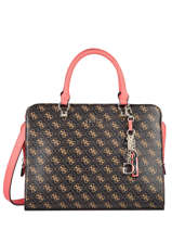 Camy Satchel Guess Brown camy SG774107