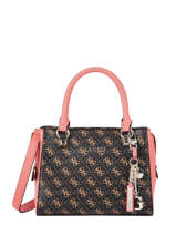 Camy Satchel Guess Brown camy SG774105