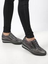Sneakers patrizia-MEPHISTO-vue-porte