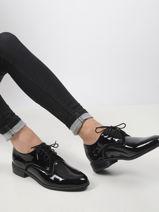 Chaussures à lacets sardou en cuir-MAM