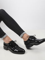 Sardou lace up shoes in leather-MAM