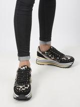 Sneakers wonder maxi leopard-LIU JO-vue-porte