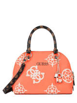 South Bay Satchel Guess Orange south bay SG775205