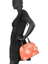 South Bay Satchel Guess Orange south bay SG775205-vue-porte