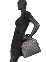 Manhattan Top-handle Bag Liu jo Gray manhattan AF0097-vue-porte