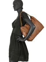 Authentic Shoulder Bag Torrow Brown authentic TAUT10-vue-porte