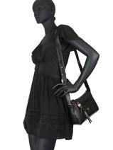 Crossbody Bag Carine Michael kors Black carine S0GCCC7L-vue-porte