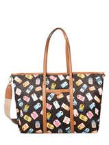 Shopping Bag Beck Leather Michael kors Brown beck T0GKNT3O