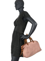 Handbag Authentic Tresse Torrow Pink authentic tresse TATT02-vue-porte