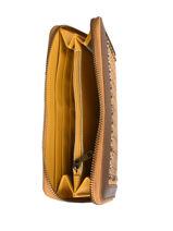 Wallet Authentic Torrow Yellow authentic TAUT91-vue-porte