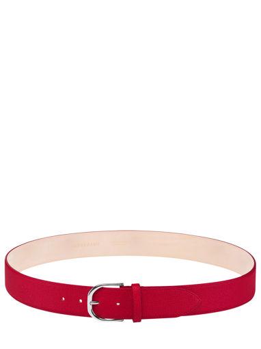 Longchamp Le pliage neo Ceinture Rouge