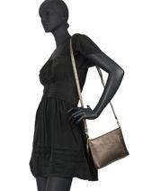 Leather Palma Crossbody Bag Nathan baume Brown nathan 27-vue-porte
