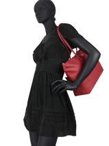 Shoulder Bag L.12.12 Concept Lacoste l.12.12 concept NF1888PO-vue-porte