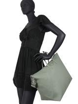Travel Bag L.12.12 Concept Lacoste Green l.12.12 concept NF1947PO-vue-porte