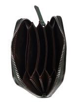 Longchamp Longchamp 3d Bill case / card case Green-vue-porte