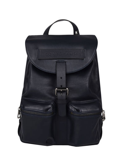Longchamp Longchamp 3d Sac à dos Noir