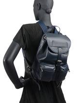 Longchamp Longchamp 3d Backpack Black-vue-porte