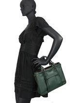 Longchamp Longchamp 3d Handbag Green-vue-porte