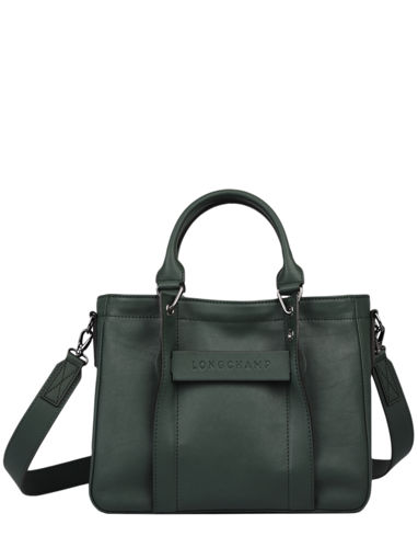 Longchamp Longchamp 3d Handbag Green