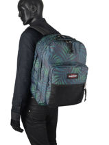 Sac à Dos Pinnacle Authentic Eastpak authentic K060-vue-porte
