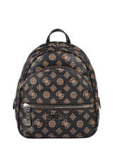 Manhattan Backpack Guess Brown mannathan SP699431