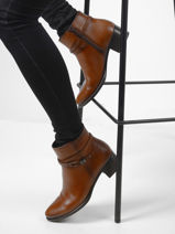 Bottines alegria-DORKING-vue-porte
