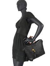 Handbag Camille Miniprix Black camille MD8041-vue-porte