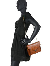 Crossbody Bag Dundy Miniprix Black dundy X9548-vue-porte