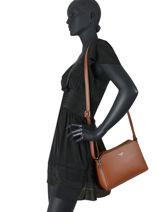 Crossbody Bag Sable Miniprix Brown sable 2-vue-porte