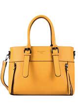 Shoulder Bag Pepper Miniprix Yellow R7434