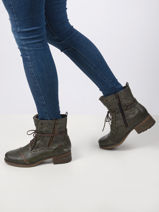 Bottines-MUSTANG-vue-porte