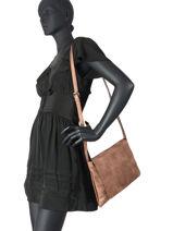 Crossbody Bag Classic Miniprix Pink classic H7965-vue-porte