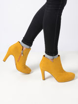 Heeled ankle boots-TAMARIS-vue-porte