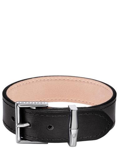 Longchamp Roseau box Bijoux Noir