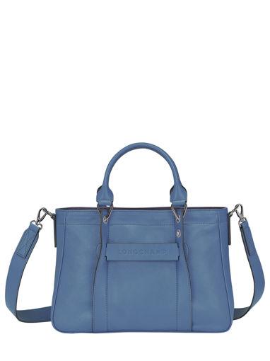 Longchamp Longchamp 3d Sacs porté main Bleu