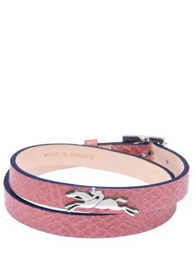 Longchamp Le pliage club Bijoux Rose