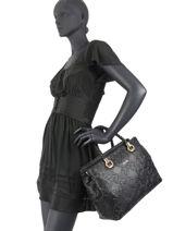 Shopping Bag Manhattan Liu jo Black manhattan NF0022-vue-porte