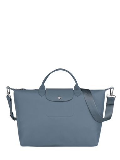 Longchamp Le pliage neo Sacs porté main Bleu