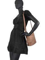 Crossbody Bag Classic Miniprix Pink classic H5623-vue-porte