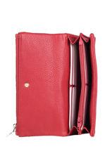 Wallet Desigual Red alexandra 20WAYP41-vue-porte