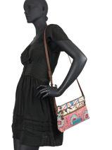 Shoulder Bag Bruselas Desigual bruselas 20WAXPDK-vue-porte